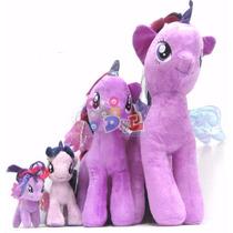 Peluches My Little Pony Enormes 40 Cm Originales Hasbro Mirá