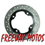 Disco De Freno Honda Nx 400 Falcon Trasero En Freeway Motos!