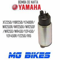 Bomba Nafta Yamaha Ybr Xtz 250 Yzf 250 450 R15 Solo Mg Bikes