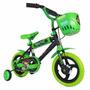 Bicicleta Rodado 12 Ben 10 Para Nene 10 Licencia Oficial