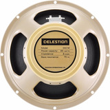 Celestion G-12m Creamback - 12 Pulg/65 W