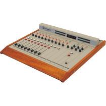 Consola Radio Radiodifusion Kithec 8 Canales Y 2 Hibridos