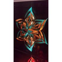 Estrella Adorno Decoración Fiestas Locales Vidrieras