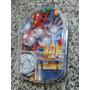 Iron Man Librito + Pin Ball Estilo Pocketeer Marvel Raro