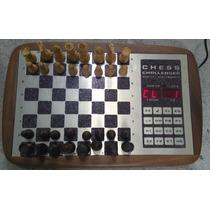 Ajedrez Chess Challenger 10 Fundación Tzedaká