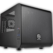Gabinete Pc Thermaltake Core V1 Mini Case Itx Usb 3.0 Mexx