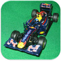 Auto Carrera Go!!! Red Bull Rb7 De Slot 1:43 S Vettel