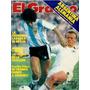 El Grafico 3259 Luna Park 50 Años Argentina Vs Alemania