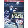 120 Goles De Diego Maradona Dvd Original Sellado