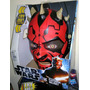 Star Wars Movie Heroes Casco De Darth Maul Electronico!!!