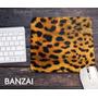 Mouse Pads Personalizados Animal Print