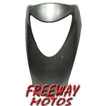 Cubre Optica Honda Elite 125 Gris Original En Freeway Motos!