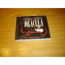 Dracula El Musical Cd Remasterizado Mahler Cibrian Campoy