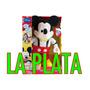 Mickey Baila Y Canta De Peluche A Pila Muñeco En La Plata