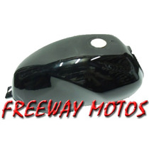 Tanque Nafta Yamaha Ybr 125 Negro En Freeway Motos !