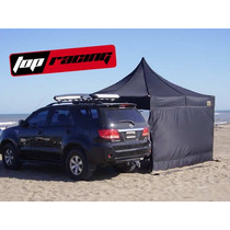 Carpa Plegable 3x3 Aluminio 3h Gazebo Estructural Playa Atv