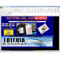 Sistema De Quiniela Del Agenciero 1.0