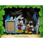 20 Souvenirs + Central Portaretrato Mickey Mouse