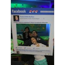 Marco Photobooth Casamientos 15 Años Cumpleaños Eventos
