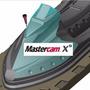 Master Cam X9 Cad Cam Cnc Multiejes Fresado Torno