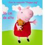 Peppa Pig Con Musica 36 Cm La Cerdita Cancion Original