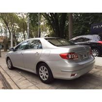 Toyota Corolla Xli 1.8 Gnc 2013 Gris Aluminum