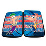 Cartuchera Phineas And Ferb 2 Pisos