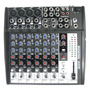 Consola Moon Mc802 8 Canales Mixer