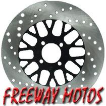 Disco Freno Delantero Motomel Skua 150 En Freeway Motos !!