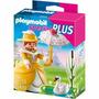 Playmobil Dama Antigua Special Plus Victoriana Estanque 5410