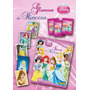 Figuritas De Album Glamour De Princesa De Disney Para Canje