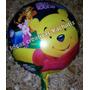 Globos Metalizados De Winnie Pooh De 18 (45cm)