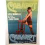 Afiche De Cine - Liza Mineli - Cabaret