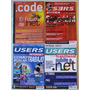 Lote 13 Revistas Computacion Users, .code, Byte, Pc Magazine