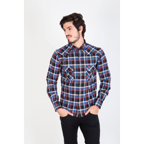Camisa Morning Cuadros- Kout Hombre