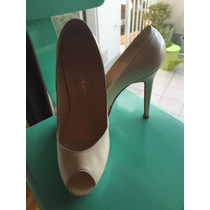 Zapatos Sarkany Ideal Novias T. 35, Impecables! Un Solo Uso