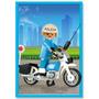 Playmobil Moto Policia Original Antex