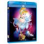 Blu Ray La Cenicienta Disney Edicion Diamante Nuevo Sm