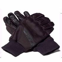 Guantes Ls2 Softshell Con Proteccion Corto Solo En Fas Motos