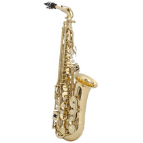 Saxo Alto Conn Selmer As 651 Dir Prelude Laqueado C/ Estuche