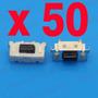 Boton X 50 Unidades De Tablet Celular Repuesto 3x6x3.5mm