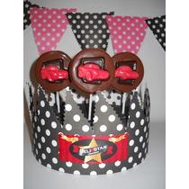 Chupetines De Chocolate. Cars, Angelitos, Chupete, Souvenirs