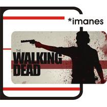 Nuevos! The Walking Dead Imanes O Stickers De La Serie