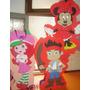 Piñata Jake Frutillitas Pocoyo Minnie