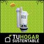 Mecanismo Descarga Agua Mochila Inodoro Doble Botonera Dual
