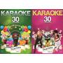 Karaoke - Divertidos 60 Mejores Canciones - 2 Dvd