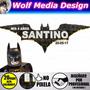 Lego Batman La Pelicula Logo Hd Personalizado Candy + Regalo