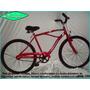 Bicicleta Playera Marca Olimpia R 26 Hombre