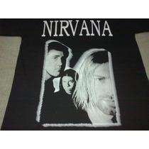 Remera Nirvana
