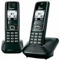 Teléfono Inalámbrico Siemens Gigaset A420 Duo P / 1.8  Exp